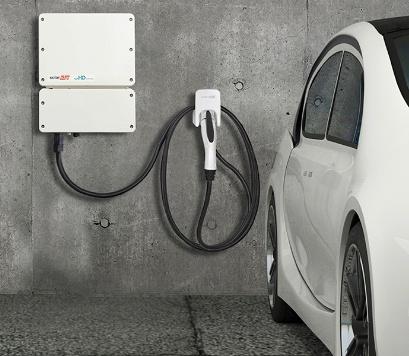Rechargez votre véhicule électrique
